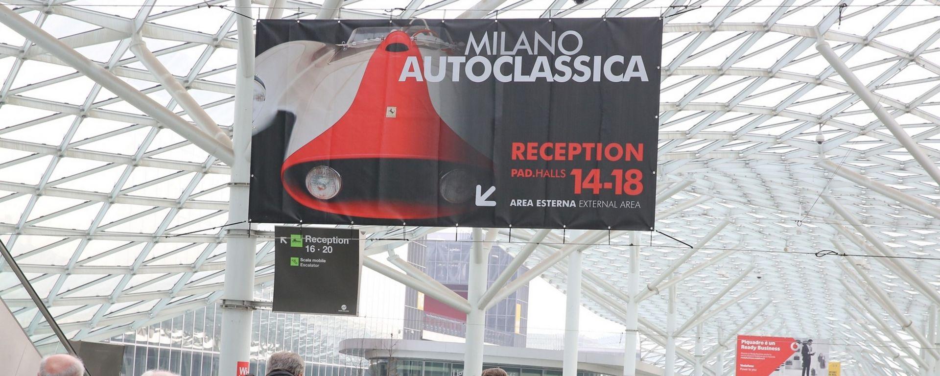 Milano AutoClassica 2017: l'auto d'epoca conquista Milano