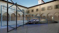 Milano Design Week 2018: geometrie e giochi di luce offerti da Jaguar