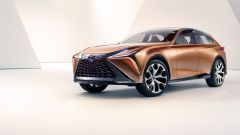 Milano Design Week 2018: Lexus LF-1 Limitless