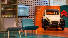 Milano Design Week: Citroen celebra i 100 anni di storia - Immagine: 1