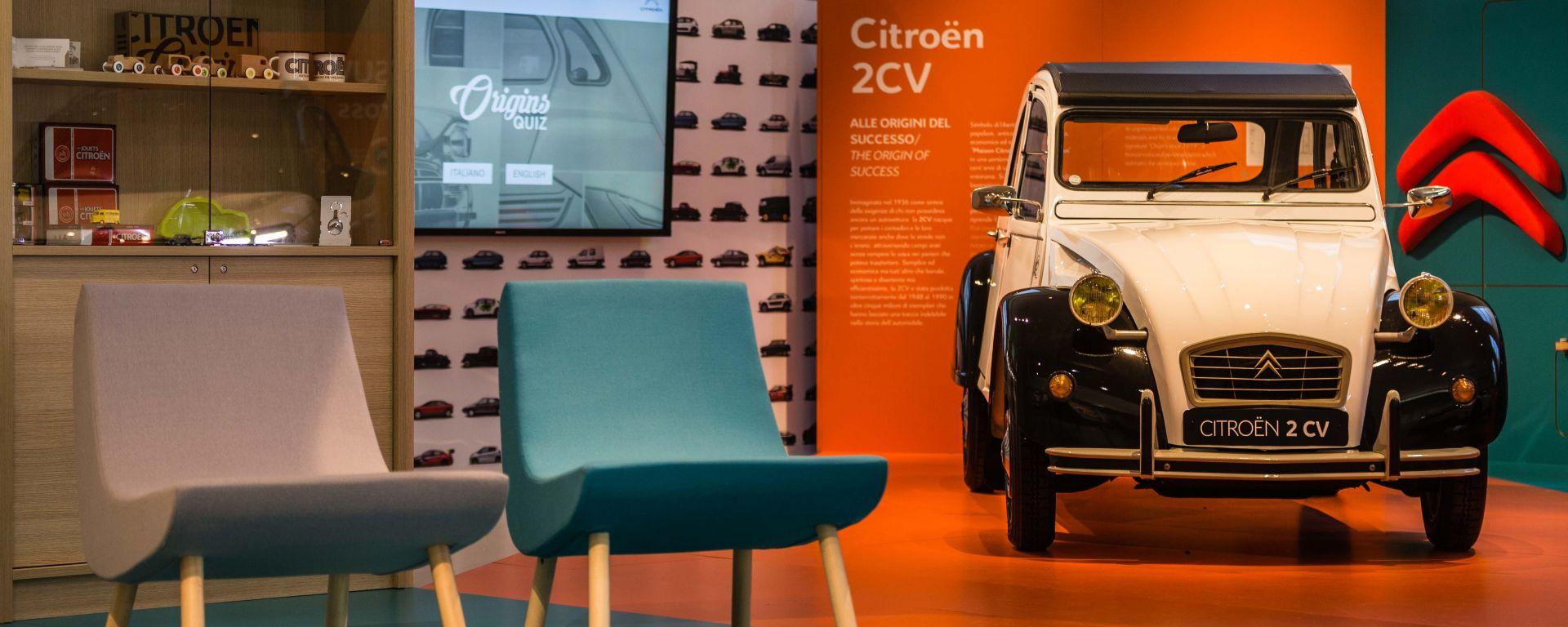 Milano Design Week: Citroen celebra i 100 anni di storia