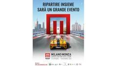 Milano Monza Open Air Motor Show: festa rinviata ad ottobre - Immagine: 1