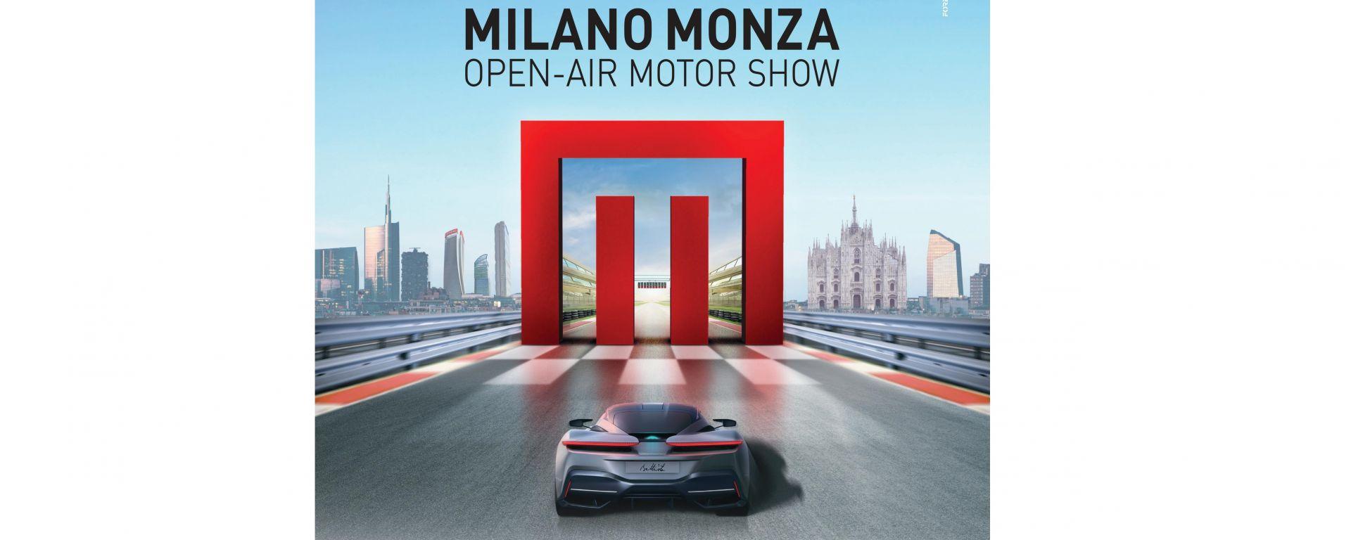 Milano Monza Motor Show: locandina dell'evento