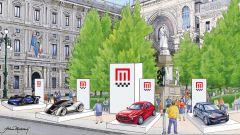 Milano Monza Open-Air Motor Show 2020, Piazza della Scala