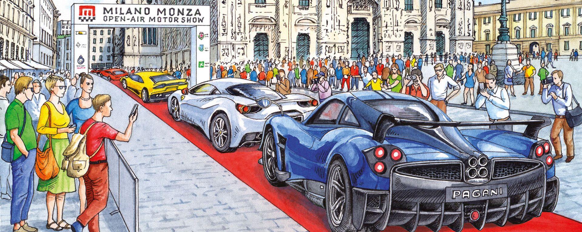 Milano Monza Open Air Motor Show: tutto quello che c'è da vedere