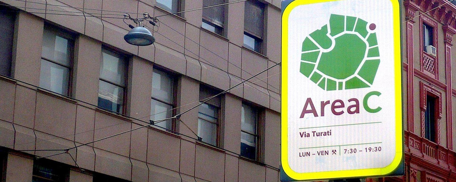 Milano, novembre 2020: l'Area C viene sospesa, accesso libero alle auto