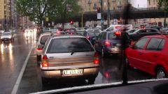 Move-in auto Euro 0, 1, 2, 3 in Area C con scatola nera