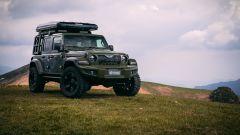 Militem Ferōx Adventure con e-Torque: il V6 mild hybrid a MIMO 2021