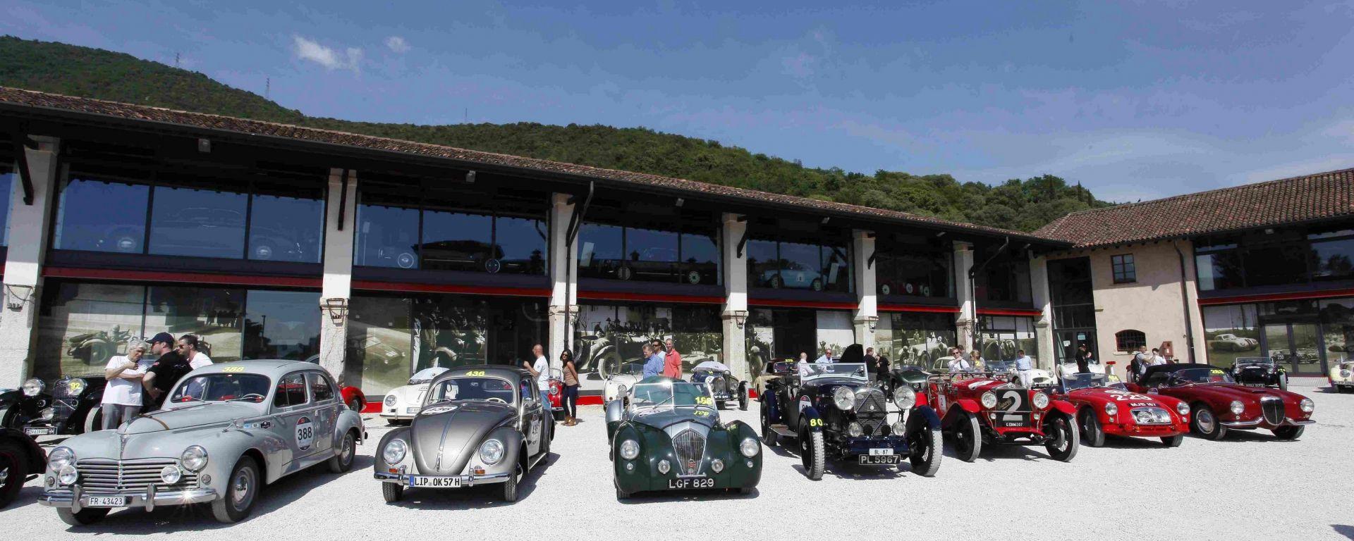 Mille Miglia: per la prima volta all'Autodromo di Monza