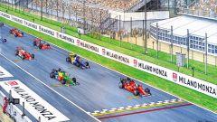 MIMO 2020, a Monza anche le vetture di Formula 1
