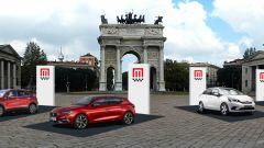 MIMO 2020, test drive in Piazza Sempione