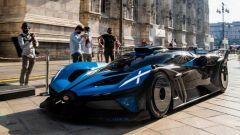 MIMO 2021: c'era anche la Bugatti Bolide