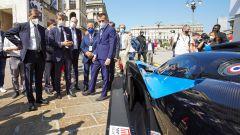 MIMO 2021: il sindaco di Milano nello stand Bugatti