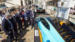 MIMO 2021: il sindaco di Milano nello stand Lamborghini