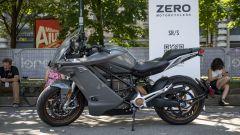 MIMO 2021: la Zero Motorcycles SR/S