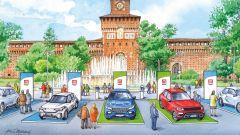 MIMO 2021: Piazza Castello