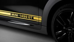 Mini 1499 GT: il badge laterale