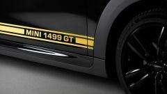 Mini 1499 GT: il badge laterale