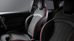 Mini 1499 GT: sedili