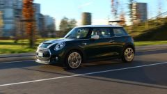 Mini 3 porte Cooper D: consuma in media 6,5 liyti per 100 km