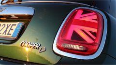 Mini 3 porte Cooper D: le luci di coda Union Jack