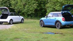 Mini 5 porte vs Audi A1 Sportback - Immagine: 6