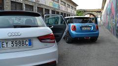 Mini 5 porte vs Audi A1 Sportback - Immagine: 11