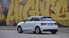 Mini 5 porte vs Audi A1 Sportback - Immagine: 19
