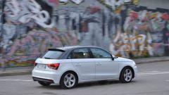 Mini 5 porte vs Audi A1 Sportback - Immagine: 21