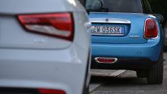 Mini 5 porte vs Audi A1 Sportback - Immagine: 12