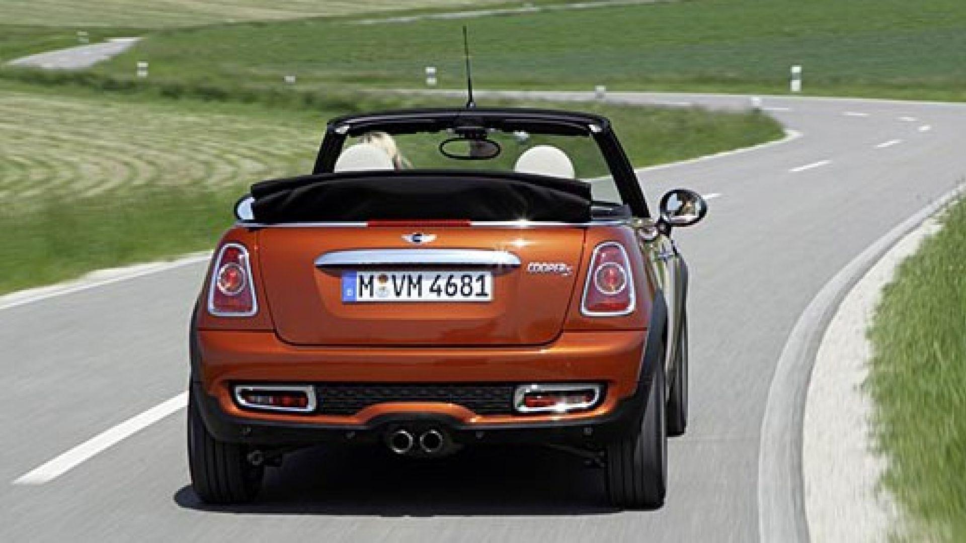 Immagine 1: Mini Cabrio Cooper D