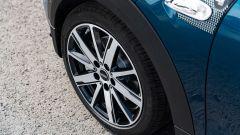 Mini Cabrio Sidewalk: i cerchi in lega leggera da 17