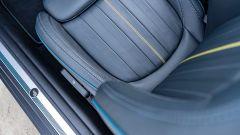 Mini Cabrio Sidewalk: i dettagli dei sedili anteriori