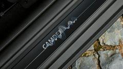 Mini Camden Edition: il logo sul battitacco