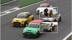 MINI Challenge 2016 - Circuito Vallelunga