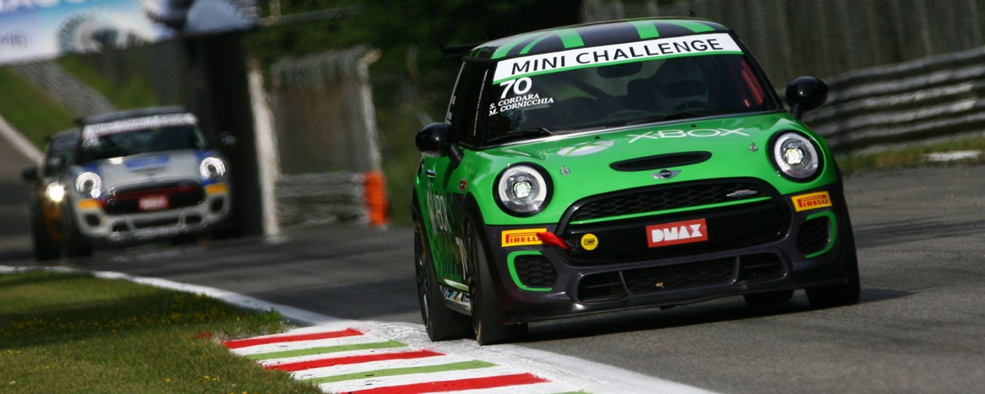 Mini Challenge 2017: cronaca dal vivo della tappa di Monza
