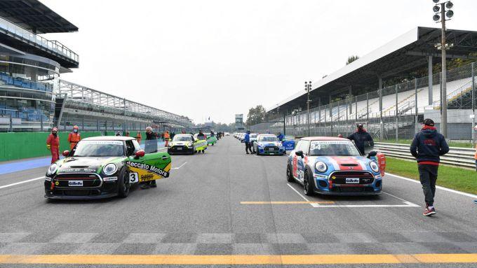 Mini Challenge 2020, Monza