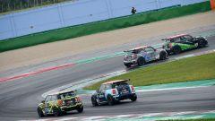 Mini Challenge Italia 2019, le auto in pista a Misano