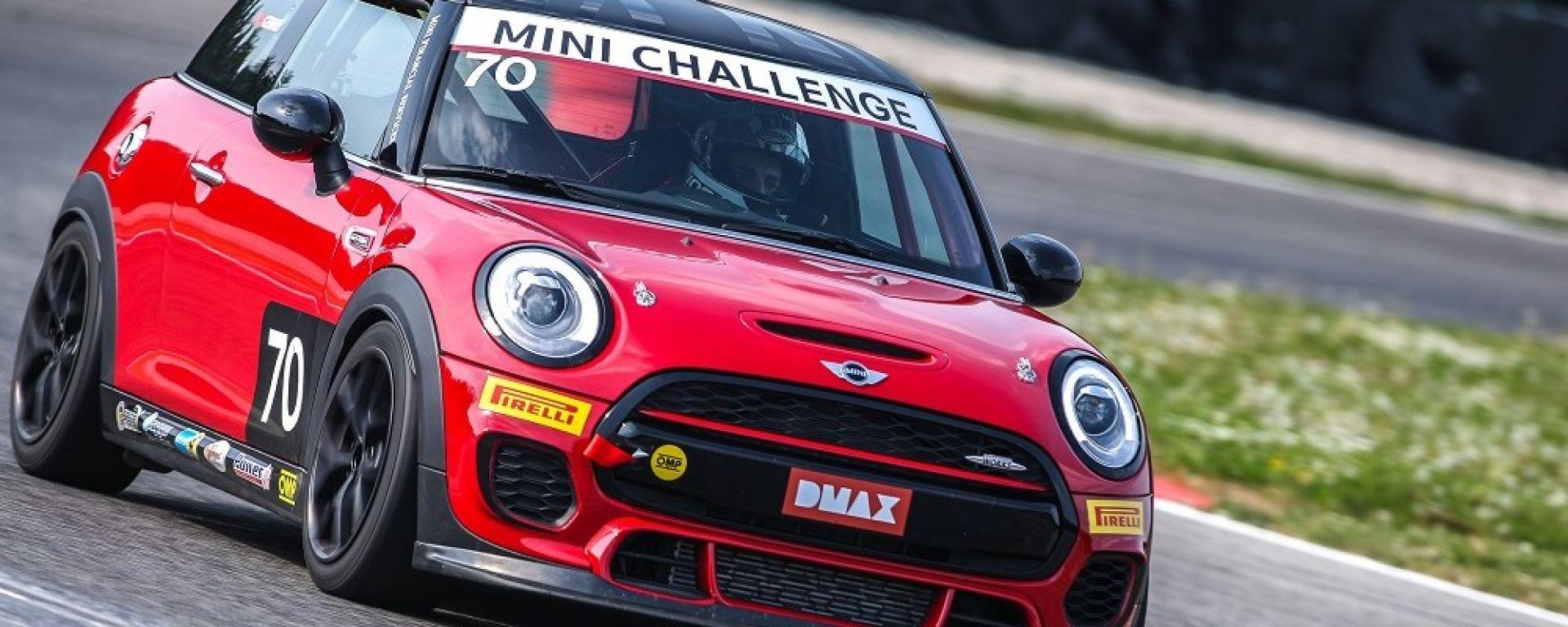 MINI Challenge John Cooper Works 2017
