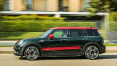 Mini Clubman JCW, vista laterale