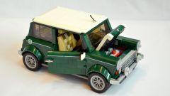 Mini Cooper by Lego Creator Expert - Immagine: 4
