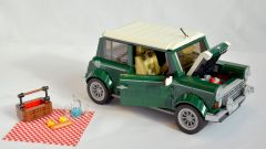 Mini Cooper by Lego Creator Expert - Immagine: 1