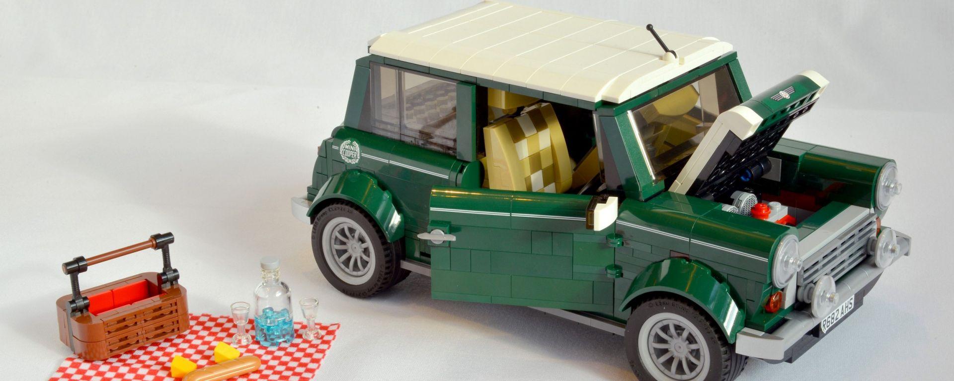 Mini Cooper by Lego Creator Expert