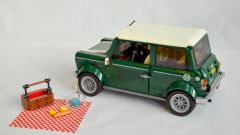 Mini Cooper by Lego Creator Expert - Immagine: 20