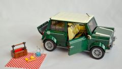 Mini Cooper by Lego Creator Expert - Immagine: 22