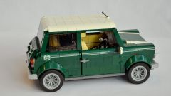 Mini Cooper by Lego Creator Expert - Immagine: 3