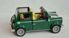 Mini Cooper by Lego Creator Expert - Immagine: 14