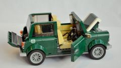 Mini Cooper by Lego Creator Expert - Immagine: 13