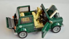Mini Cooper by Lego Creator Expert - Immagine: 2