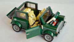 Mini Cooper by Lego Creator Expert - Immagine: 17
